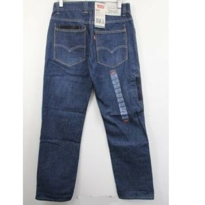 Levi's Jeans 505 Straight Leg Boys New